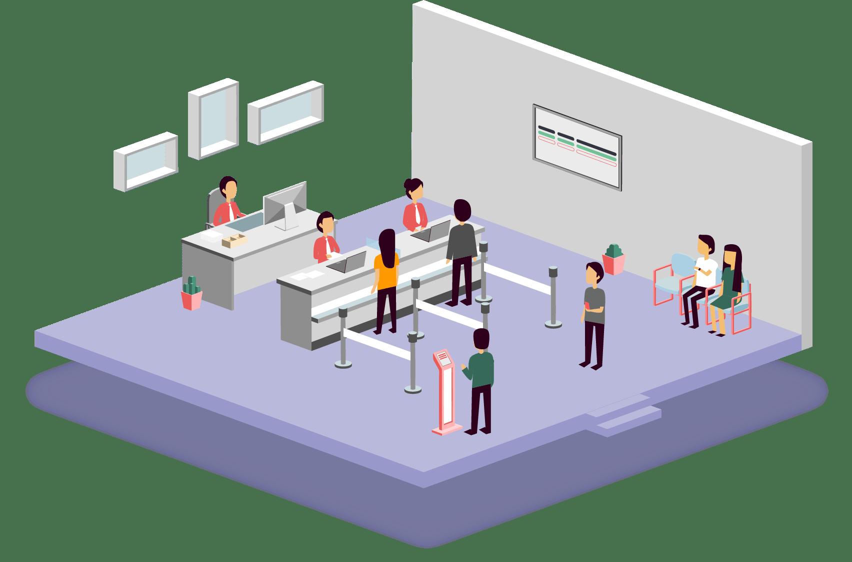 Skiplino: Queue Management System - Smart Queue Management