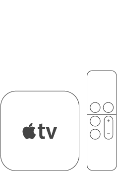Apple TV for customer queuing system
