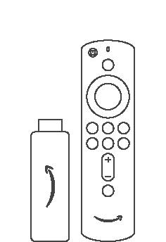 Amazon Fire TV for queue management solution