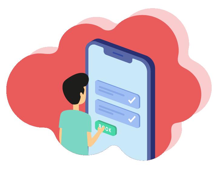 Free mobile queue managemant system